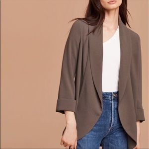 Looking for taupe or tan Wilfred chevalier jacket